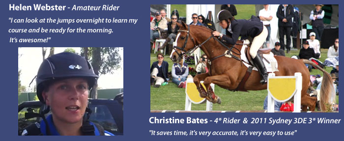 amateur and professional riders love it